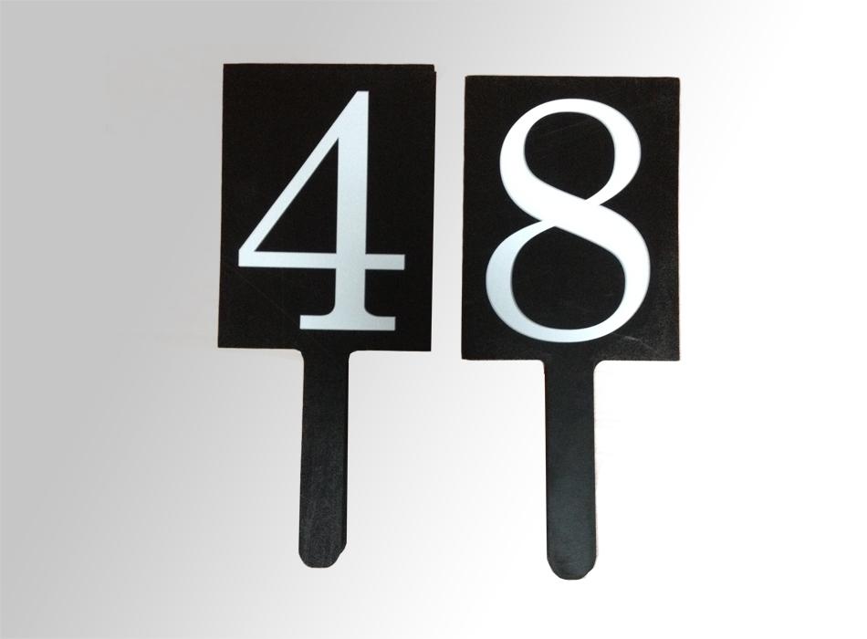 Таблички с оценками 5 лит 1936 литва